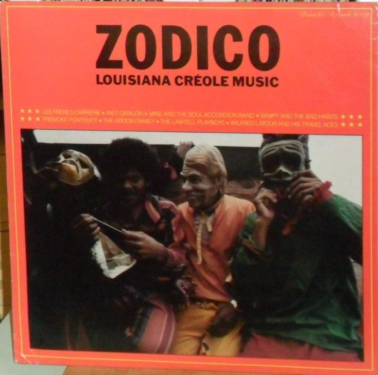 Zodico - Louisiana Créole Music