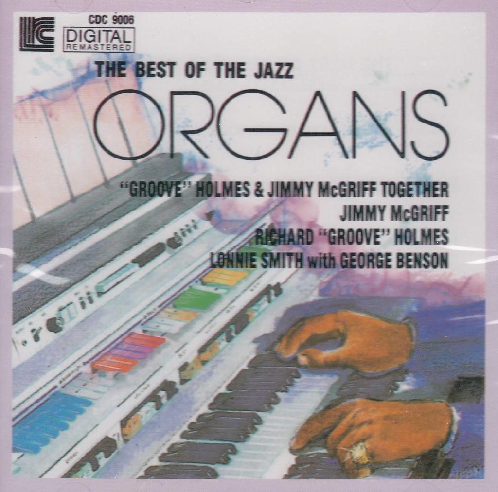 The Best of the Jazz Organs