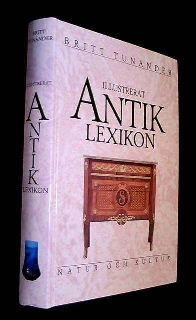 Illustrerat Antik lexikon