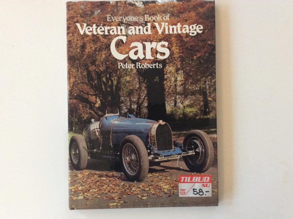 Everyone´s Book of Veteran and Vintage Cars