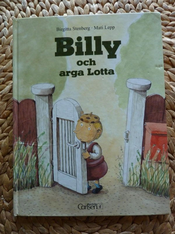 BILLY OCH ARGA LOTTA