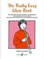 Really easy oboe book - with piano