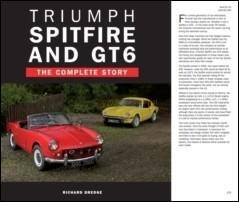 Triumph spitfire and gt6 - the complete story