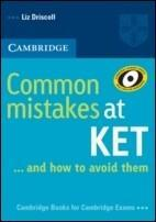 Common mistakes at ket - and how to avoid them