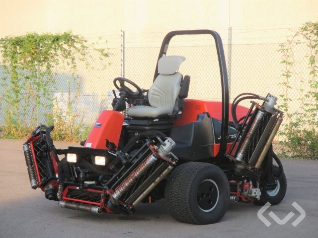 Jacobsen LF 4677 Cylindergräsklippare / Fairway 4WD