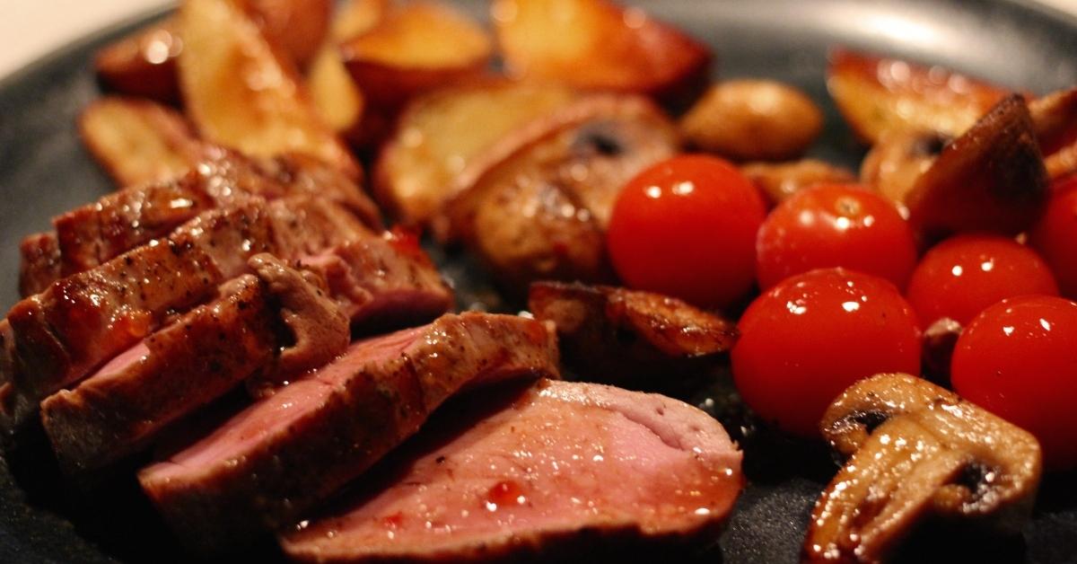 tilbehør til laks i ovn