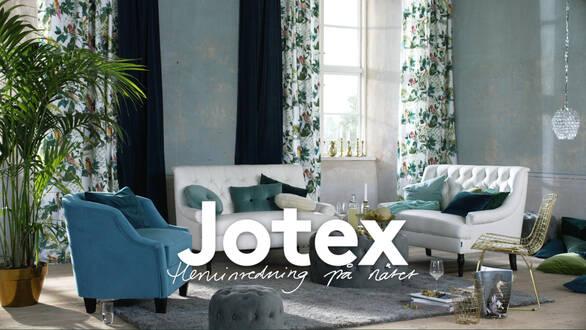 Fynda inredning med en Jotex rabattkod